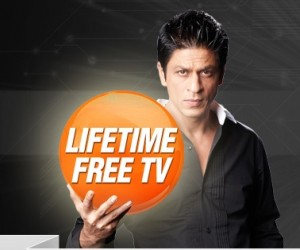 DishTV Lifetime Free TV Get 70 Channels Free for 5 Years