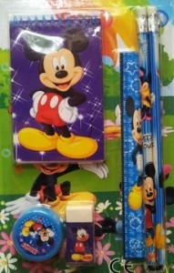 disney-stationary