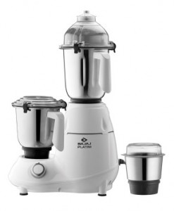 84f533b11e3 Bajaj Platini Mixer Grinder PX74M Rs. 2949 – SnapDeal