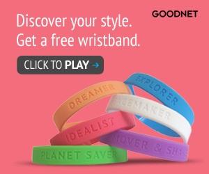 goodnet-wristband