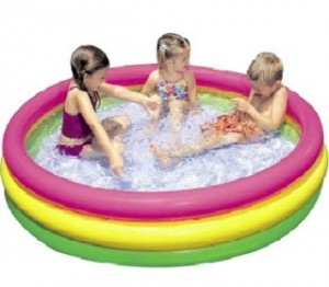 Intex Inflatable Baby Swimming Pool 3 Feet Rs 200 Ebay Savemoneyindia