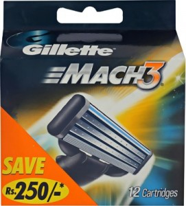 12-gillette-mach-3-cartridges