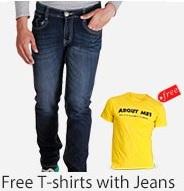 jeans-tshirt