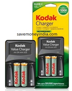 kodak-charger-with-2pcs-2100-nimh-battery