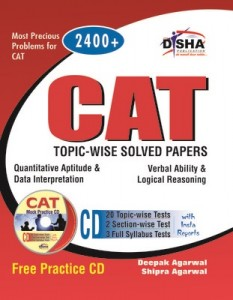 cat-topic-wise-solved-papers-with-cd