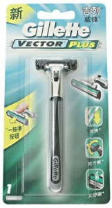 gillette-vector-plus