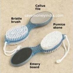 pedicure-brush