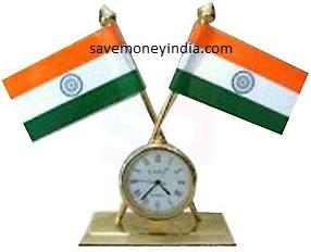 flag-clock