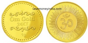 om-gold-coin