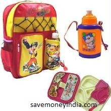 school-bag-with-waterbottle-and-lunchbox