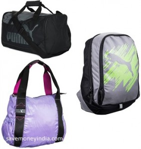 74b3eed3a5 Groupon has discounted Puma Duffle Bag to Rs. 599