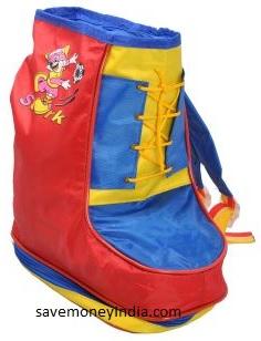 shoe-school-bag