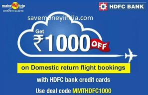 makemytrip-hdfc