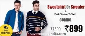 sweatshirt-tshirt