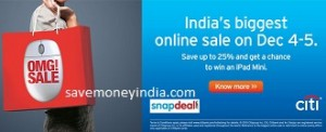 citi-snapdeal