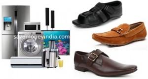 electronics-footwear