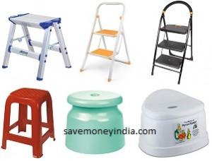 ladders-stools