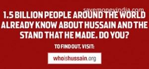 whoishussain