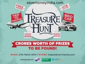 myntra-Treasure-Hunt
