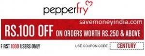 pepperfry100