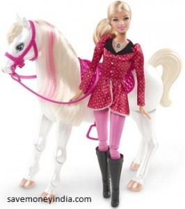 barbie-train-ride-horse