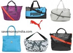 3651989dcb Puma Bags Flat 60% off from Rs. 450 – Myntra   SaveMoneyIndia