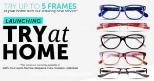 eyeglasses try at home rs 10 lenskart savemoneyindia