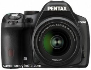 pentax-K500