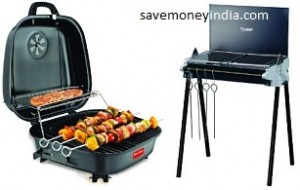 Prestige Coal Barbeque Grill Ppbb 02 Rs 1517 Barbecute 3168