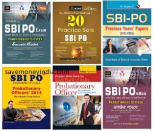 sbi-po-books