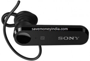 Sony Mono Bluetooth Headset Mbh10 Rs 1499 Flipkart Savemoneyindia
