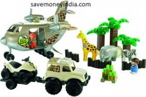 ecoiffier-abrick-sos-safari-plane