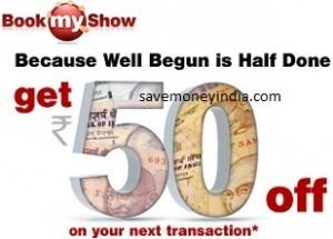 bookmyshow50