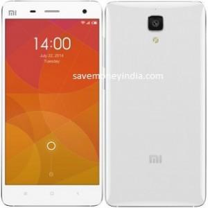 buy popular 2262c e99c9 Xiaomi Mi 4 16GB + Wood Back Cover Rs. 14999 – Amazon | SaveMoneyIndia