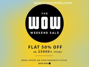 myntra-wow-weekend