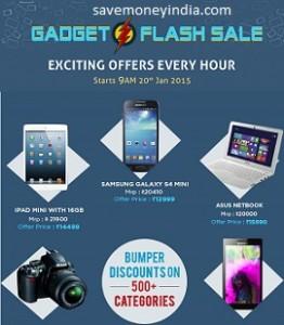 snapdea-gadget-flash-sale