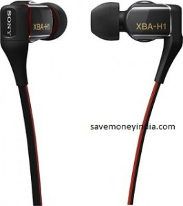 09b6b644db4 FlipKart has discounted Sony XBA-H1 Headphones to Rs. 3990. Features Enjoy  pure music with Digital Sound Enhancement Engine (DSEE), Suppression  Housing, ...
