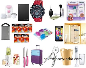 f5e16b14177 Braun Series-3/3270 Epilator Rs. 2899, Wonderchef Nutri-Blend Rs. 2499,  Himalaya Winter Babycare Gift Pack Rs. 177 – Amazon