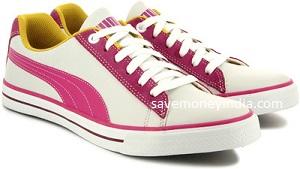 d3c358a33751 Puma Women s Sneakers Rs. 349 (FlipKart First Members) or Rs. 389 – FlipKart