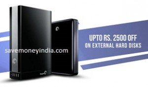 Hard Drives Extra Upto Rs 2500 Cashback Paytm Savemoneyindia