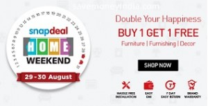 snapdeal-home-weekend