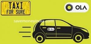 TaxiForSure-Ola