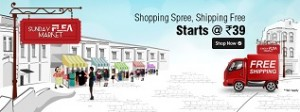 shopclues-sunday-flea-market