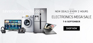 snapdeal-electronics-mega-sale