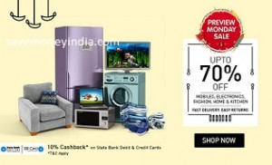 snapdeal-preview-monday-sale
