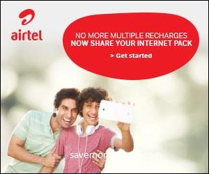 airtel-share