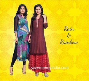 7f706c015a0b3d Amazon is offering 50% off or more Rain and Rainbow Women's Clothing.