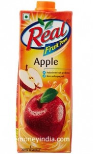 real-apple
