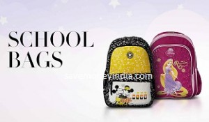 School Bags 50% off or more from Rs. 123 – Amazon  e0538551606ec