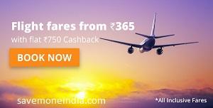 Flights Rs  750 Cashback – IxIgo | SaveMoneyIndia